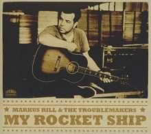 Markus Rill: My Rocket Ship, CD