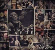 Stoney LaRue: Us Time, CD