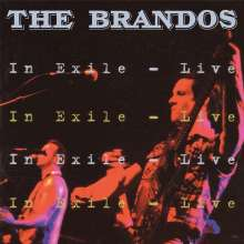 The Brandos: In Exile-Live (Reissue), CD