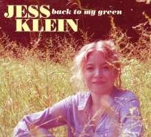 Jess Klein: Back To My Green, CD