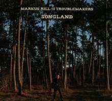 Markus Rill: Songland, CD
