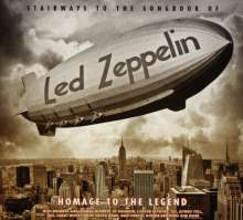 Stairways To The Songbook Of Led Zeppelin: Homage To The Legend, CD