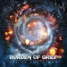 Burden Of Grief: Eye Of The Storm, CD