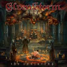 Elvenstorm: The Conjuring, CD