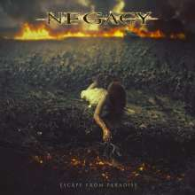 Negacy: Escape From Paradise, CD
