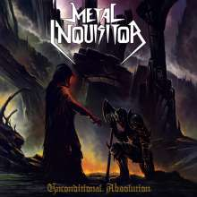 Metal Inquisitor: Unconditional Absolution (Re-Release), CD