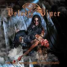 Velvet Viper: The Pale Man Is Holding A Broken Heart, CD