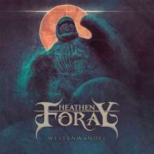 Heathen Foray: Weltenwandel, CD