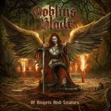 Goblins Blade: Of Angels And Snakes, CD