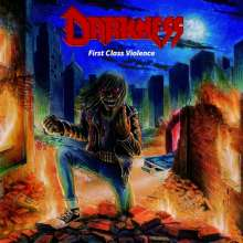 The Darkness: First Class Violence (Limited-Numbered-Edition) (White Vinyl), LP