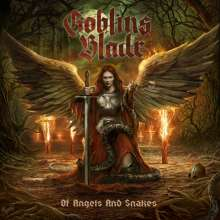 Goblins Blade: Of Angels And Snakes (Limited Numbered Edition) (Red Vinyl), LP