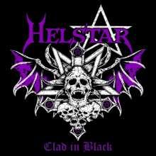 Helstar: Clad In Black (Limited Numbered Edition) (Purple Vinyl), LP