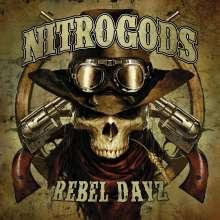 Nitrogods: Rebel Dayz (Limited-Boxset), CD