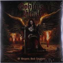 Goblins Blade: Of Angels And Snakes (Limited Numbered Edition) (White Vinyl), LP