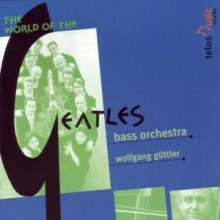 The Geatles - Kontrabaßensemble, CD