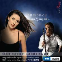 Chen Reiss  - Romanze, CD