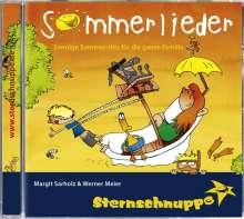 Sommerlieder, 1 Audio-CD, CD