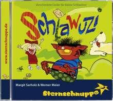 Schlawuzi - Lustige Lieder für, 1 Audio-CD, CD