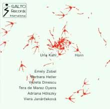Zobel, E./Dinescu, V./Hel: Horn, CD