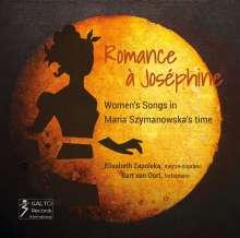Esliabeth Zapolska - Romance a Josephine, CD