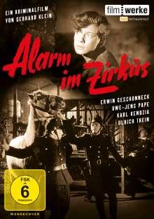 Alarm im Zirkus, DVD