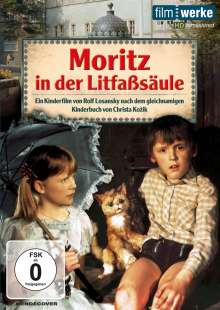 Moritz in der Litfaßsäule, DVD