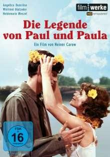 Die Legende von Paul und Paula, DVD