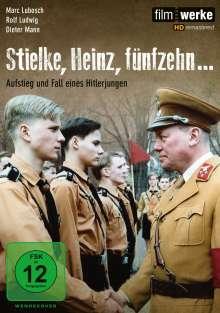 Stielke, Heinz, fünfzehn..., DVD