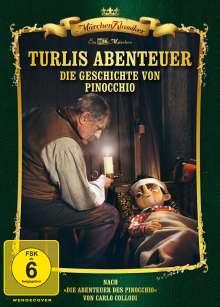 Turlis Abenteuer - Die Geschichte von Pinocchio, DVD