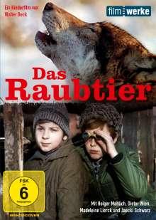 Das Raubtier (1977), DVD