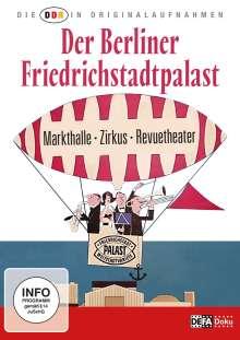 Die DDR in Originalaufnahmen: Der Berliner Friedrichspalast, DVD