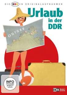 Die DDR in Originalaufnahmen: Urlaub in der DDR, DVD