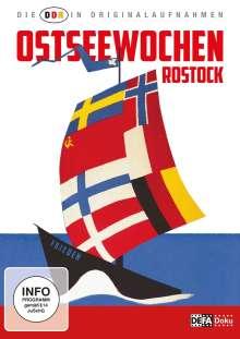 Die DDR in Originalaufnahmen: Ostseewochen Rostock, DVD