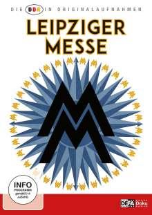 Die DDR in Originalaufnahmen: Leipziger Messe, 2 DVDs
