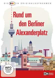 Die DDR in Originalaufnahmen: Rund um den Berliner Alexanderplatz, DVD