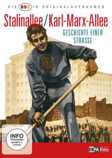 Die DDR in Originalaufnahmen: Stalinallee / Karl-Marx-Allee, DVD