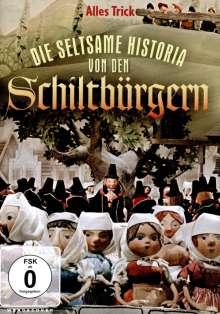 Alles Trick: Die seltsame Historia von den Schiltbürgern, DVD