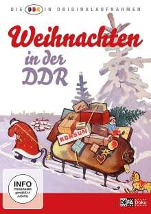 Die DDR in Originalaufnahmen: Weihnachten in der DDR, DVD