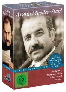 Armin Mueller-Stahl (Jubiläumsedition) (4 Filme), 4 DVDs