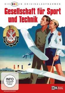 Die DDR in Originalaufnahmen: Gesellschaft für Sport und Technik, DVD