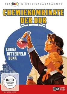 Die DDR in Originalaufnahmen: Chemiekombinate der DDR, DVD
