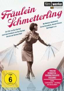 Fräulein Schmetterling, DVD
