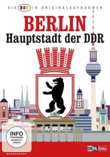 Die DDR in Originalaufnahmen: Berlin Hauptstadt der DDR, 2 DVDs