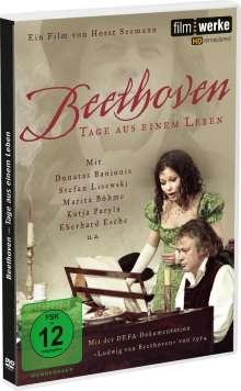 Beethoven - Tage aus einem Leben (Der Compositeur), DVD