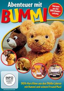 Abenteuer mit Bummi, DVD