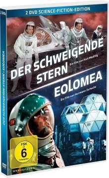 Der schweigende Stern / Eolomea, 2 DVDs