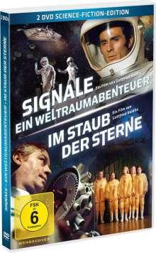 Signale - Ein Weltraumabenteuer / Im Staub der Sterne, 2 DVDs