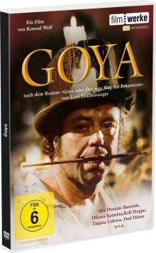 Goya, DVD