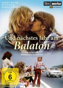Und nächstes Jahr am Balaton, DVD