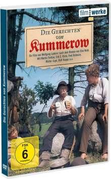 Die Gerechten von Kummerow, DVD